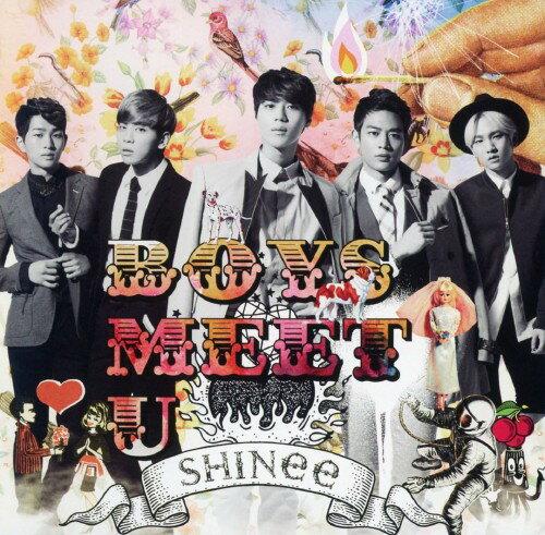 韓国(K-POP)・アジア, 韓国(K-POP) Boys Meet USHINeeCD
