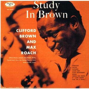 【中古】スタディ・イン・ブラウン(初回限定盤)/クリフォード・ブラウン&マックス・ローチCDアルバム/ジャズ/フュージョン