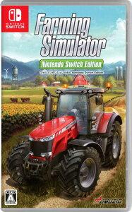 【中古】ファーミングシミュレーター Nintendo Switch Editionソフト:ニンテンドーSwitchソフト/シミュレーション・ゲーム
