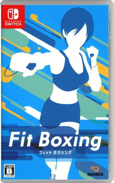 中古 FitBoxingソフト:ニンテンドーSwitchソフト/スポーツ・ゲーム