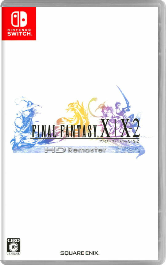 Nintendo Switch, ソフト FINAL FANTASY XX2 HD Remaster:Switch