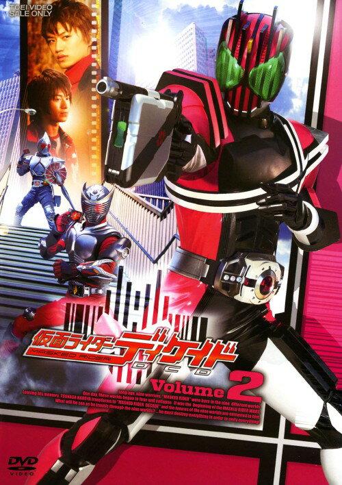 Kamen Rider decade episode 1 2 DVDDVD