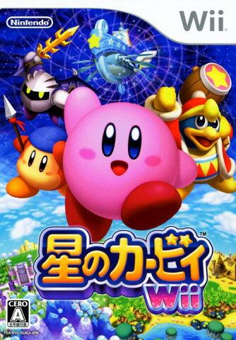 【中古】星のカービィWiiソフト:Wiiソフト/任天堂キャラクター・ゲーム