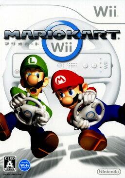 【中古】マリオカートWii (ソフトのみ)ソフト:Wiiソフト/任天堂キャラクター・ゲーム