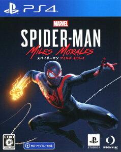 【中古】Marvel's Spider−Man: Miles Moralesソフト:プレイステーション4ソフト/TV/映画・ゲーム