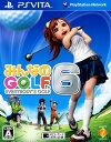 【中古】みんなのGOLF6ソフト:PSVitaソフト/スポーツ・ゲーム