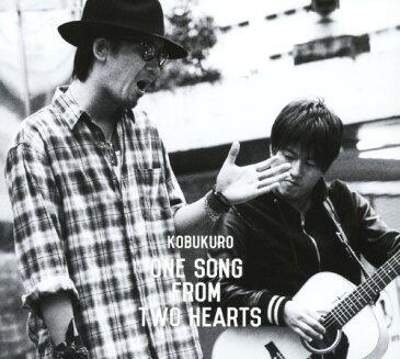 【中古】One Song From Two Hearts(初回限定盤)(DVD付)/コブクロ