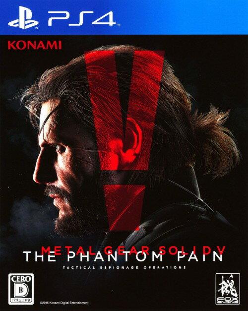 プレイステーション4, ソフト METAL GEAR SOLID5 THE PHANTOM PAIN:4