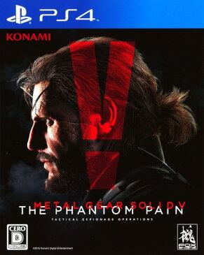 【中古】METAL GEAR SOLID5: THE PHANTOM PAIN