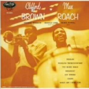【中古】クリフォード・ブラウン・アンド・マックス・ローチ+2(期間限定盤)/クリフォード・ブラウン&マックス・ローチCDアルバム/ジャズ/フュージョン