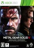 【中古】METAL GEAR SOLID5 GROUND ZEROESソフト:Xbox360ソフト/アクション・ゲーム