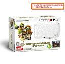 【中古】MONSTER HUNTER 4 スペシャルパック(アイルーホワイト) (同梱版)ニンテンドー3DS ゲーム機本体