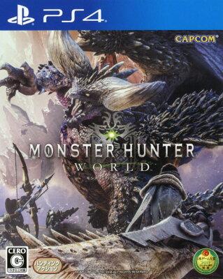 【中古】モンスターハンター:ワールドソフト:プレイステーション4ソフト/ハンティングアクション・ゲーム