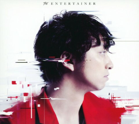【中古】The Entertainer(DVD付)/三浦大知