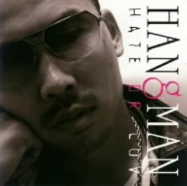【中古】HATE OR LUV(DVD付)/HANGMAN
