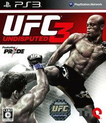 【PS3】UFC Undisputed 3
