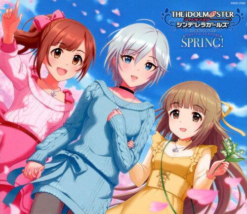 サウンドトラック, TVアニメ THE IDOLMSTER CINDERELLA GIRLS MASTER SEASONS SPRINGCD