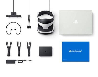 【中古】PlayStation VR Special Offer CUHJ−16007周辺機器(メーカー純正)ソフト/その他・ゲーム