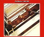【中古】ザ・ビートルズ 1962年〜1966年(赤盤)/The BeatlesCDアルバム/洋楽