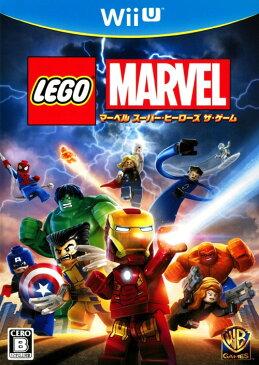 【SOY受賞】【中古】LEGO(R) マーベル スーパー・ヒーローズ ザ・ゲームソフト:WiiUソフト/TV/映画・ゲーム