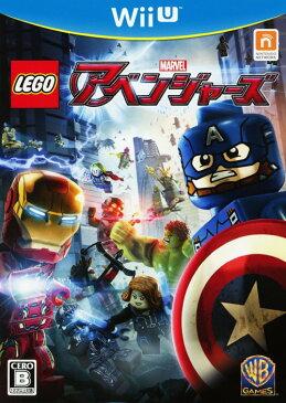 【SOY受賞】【中古】LEGO(R)マーベル アベンジャーズソフト:WiiUソフト/TV/映画・ゲーム