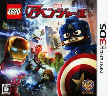 【SOY受賞】【中古】LEGO(R)マーベル アベンジャーズソフト:ニンテンドー3DSソフト/TV/映画・ゲーム