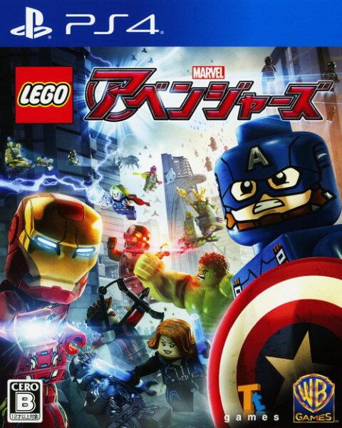 中古 LEGO(R)マーベルアベンジャーズソフト:プレイステーション4ソフト/TV/映画・ゲーム