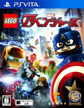 【SOY受賞】【中古】LEGO(R)マーベル アベンジャーズソフト:PSVitaソフト/TV/映画・ゲーム