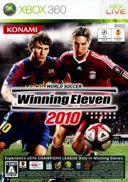 【中古】ワールドサッカーウイニングイレブン2010ソフト:Xbox360ソフト/スポーツ・ゲーム