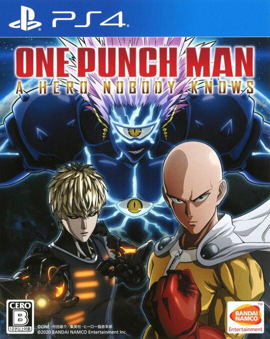 プレイステーション4, ソフト ONE PUNCH MAN A HERO NOBODY KNOWS:4