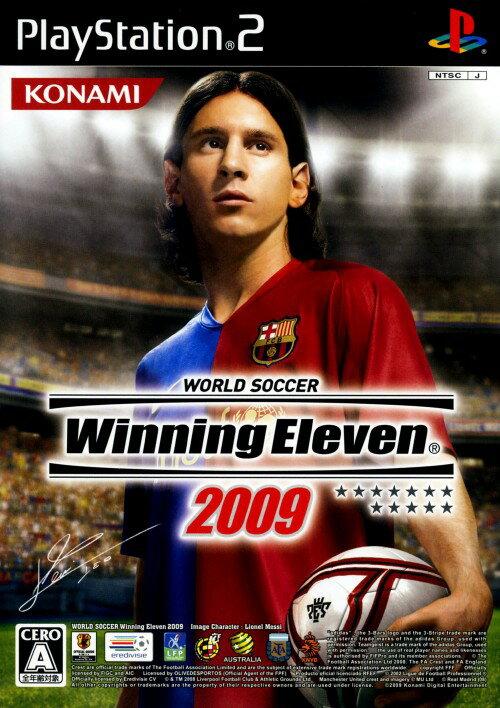 【中古】ワールドサッカーウイニングイレブン2009ソフト:プレイステーション2ソフト/スポーツ・ゲーム