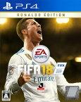 【中古】FIFA 18 RONALDO EDITION (限定版)