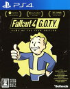 【中古】【18歳以上対象】Fallout4:Game of the Year Editionソフト:プレイステーション4ソフト/ロールプレイング・ゲーム