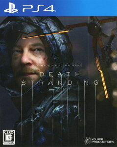 【中古】DEATH STRANDINGソフト:プレイステーション4ソフト/アクション・ゲーム