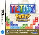 【中古】テトリスパーティープレミアムソフト:ニンテンドーDSソフト/パズル・ゲーム
