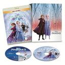 【中古】2.アナと雪の女王 MovieNEX 【ブルーレイ】/イディナ・メンゼル