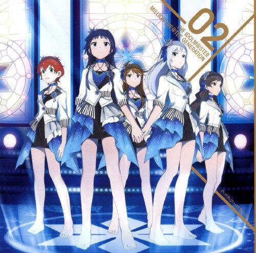 サウンドトラック, TVアニメ THE IDOLMSTER MILLION THETER GENERATION 02 ()()()()()CD