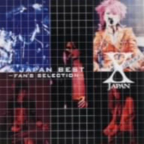 中古 XJAPANBEST〜FAN'SSELECTION〜/XJAPANCDアルバム/邦楽