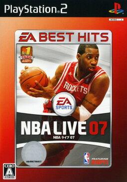 【中古】NBAライブ07 EA BEST HITSソフト:プレイステーション2ソフト/スポーツ・ゲーム