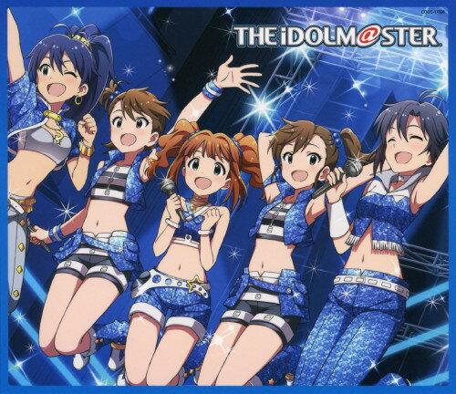 サウンドトラック, TVアニメ THE IDOLMSTER MASTER PRIMAL DANCIN BLUE()()()()CD