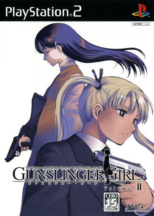 【中古】GUNSLINGER GIRL. Volume.2ソフト:プレイステーション2ソフト/アドベンチャー・ゲーム