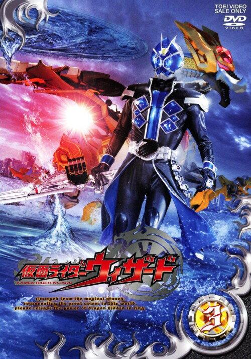 Kamen Rider wizard DVD 3 DVDDVD