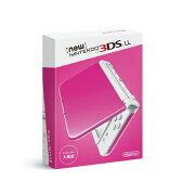 【中古】Newニンテンドー3DS LL ピンク×ホワイトニンテンドー3DS ゲーム機本体