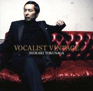 【中古】VOCALIST VINTAGE(初回限定盤B)/徳永英明CDアルバム/邦楽