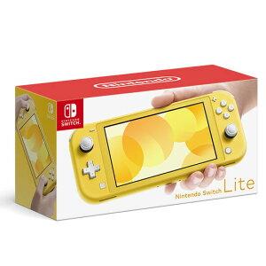 【新品】Nintendo Switch Lite イエローニンテンドーSwitchLite ゲーム機本体