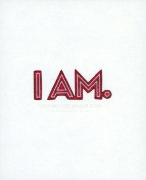 【中古】I AM: SMTOWN LIVE WORLD TOUR in Mad…BOX 【ブルーレイ】/東方神起
