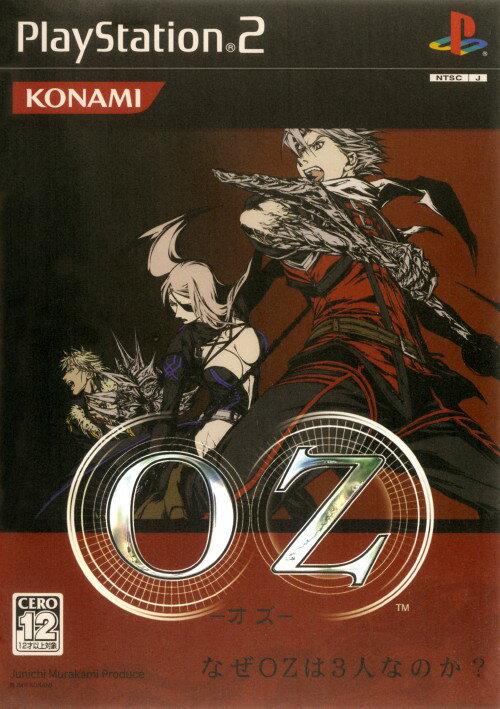 【中古】OZ −オズ−ソフト:プレイステーション2ソフト/アクション・ゲーム