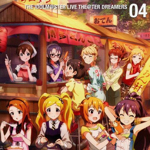 サウンドトラック, TVアニメ THE IDOLMSTER LIVE THETER DREAMERS 04()()Machico()()()(CV.)()() ()()
