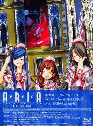 ARIA The ANIMATION BOX /葉月絵理乃ブルーレイ/OVA