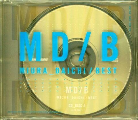 【中古】BEST(2CD+DVD)/三浦大知